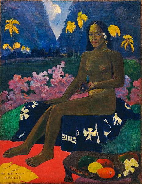 Te aa no areois, Paul Gauguin