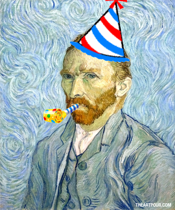 Vincent, age 160.