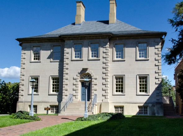 Carlyle House, Alexandria, Virginia